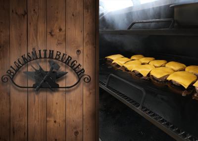 Blacksmith + Grill